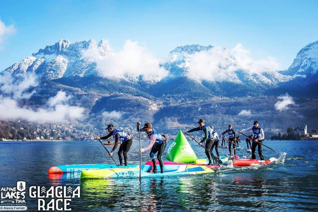 Rapid SUP Team на GLAGLA RACE 2020